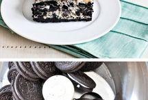 brownies/ cheesecake bars