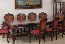 Dining room furniture / All products for sale. Worldwide shipping. Please send us your city name to calculate shipping cost.