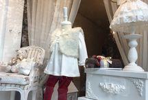 Vitrines Le Petit Ange / As vitrines são criadas de acordo com as tendências, ocasiões e novidades da Loja !