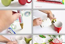 Sharpie mug ideas