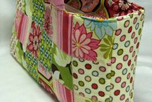 Patchwork bag sewing
