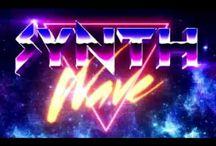 Synthwave aka Retro wave (Outrun)