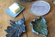 Uncommon Delights for the Home / Campo makes soap dishes, critters, and other delightful accents in weighty, patina-ed bronze, and more unusual objets for the home.