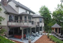 Lakefront Homes in the Ann Arbor area
