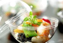 Aperitif festif / Découvrez les créations de nos Chefs, à déguster lors d'un apéritif ou d'un cocktail festif !