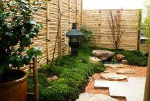 Japonská a Zen zahrada
