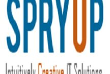 SEO Services / SpryUp is an intuitively creative IT solutions provider that helps you in promoting, expanding and adding sparkles to your business