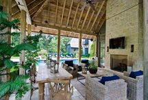 Outdoor Living / Taking the inside, out