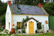 "Little Cottage / ""Have nothing in your houses that you do not know to be useful or believe to be beautiful."" – William Morris"