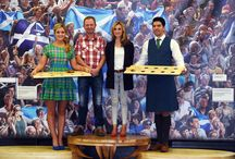 Glasgow2014 Commonwealth Games / Proud to have been the designer and manufacturer of the Presentation Podiums,Trays and Quaichs for Glasgow2014 Commonwealth Games.