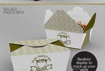 packaging dk fast food
