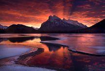 Alberta Canada / Alberta Canada / by Tom Waller