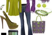 Karen's Fashion Board / Things I like. / by Karen Bonney