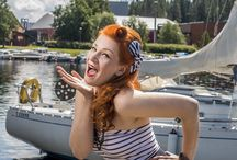 Mary Rose / Mary Rose alias Roosa Tamminen model at agency Pin-up.fi