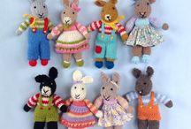 Toy knitting
