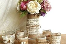 Jarology 04 / Jars, Bottles and/or Containers Crafts and Fun Ideas. PIN AWAY! NO LIMITS!
