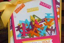 Cartes Shaker CARDS