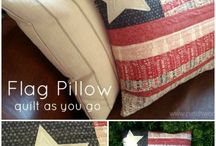 Patchwork Quilt as You Go