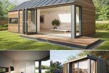 Garden Rooms & Offices / Spaces to create