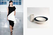ceramics and fashion