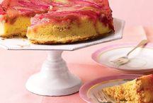 Desserter og kaker