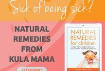 Natural remidiws for children