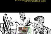 """Educatie/Literair voorlezen / Werken aan de literaire competentie met prentenboeken, naar aanleiding van het proefschrift van Coosje van der Pol """"Prentenboeken lezen als literatuur"""". Literair voorlezen, gericht op 1 thema: Personages, Spanning of Humor/ironie."""