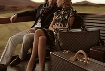 TRAVEL In Style / Private Jets ~ Luggage ~ Carry-Ons ~ Passport Covers ~ Tags ~ Fashionable Travel Wear / by Doris Vo