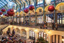 Christmas Shopping Hotspots