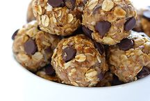 Easy healthy snacks / Snacks