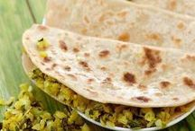 Parathas, Stuffed Parathas, Veg Pararthas / Great Indian Parathas, recipes which always turn out correctly.