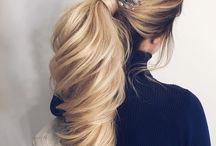 Livs grad hair