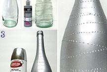bottle deco