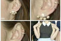 σκουλαρίκια/piercing