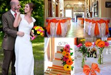 Orchardleigh House Weddings / Wedding Venue set-ups by A Day to Cherish