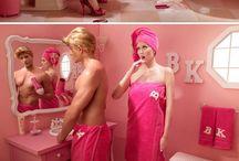 Jaja el lado oscuro de Ken, pobre Barbie