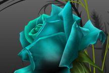 Boeket of bloemen RH