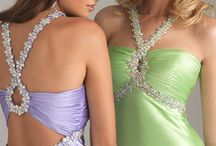 Prom dresses / by Marilyn Whitney