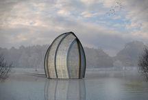 Architecture / by Tracie Diamond