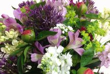 Best of British / Bouquets made from British flowers