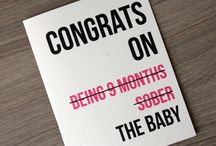 LOL at Cards / Laughing should be an everyday thing. Here are some funny greeting cards to brighten your day.