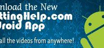Strikkehjelp / Knittinghelp med videoer