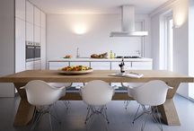 Kitchen,Dining, Tables