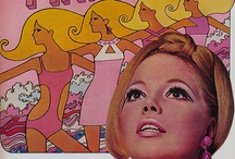 Historical Makeup: 60s / Hair styling included