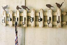 coat/key hanger