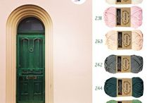 Design - Colour Palette Inspiration