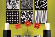 Cuadros que inspiran / Déjate sorprender por los diseños minimalistas.