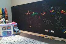 Kids Playroom / idea of renovation for home kids playroom