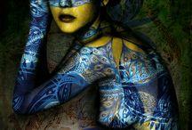body art / by Moon Shine