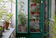 Balcony and small patio ideas